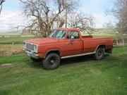 1977 Dodge BIG BLOCK 440