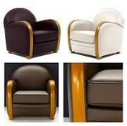 Italian Leather Sofa for Sale